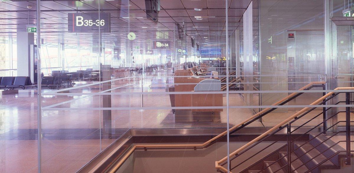 K2B Architekten, Pier Flughafen Hamburg