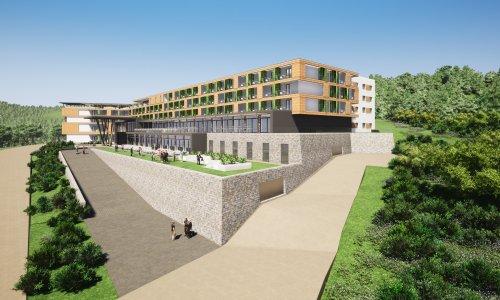 Hotel burg klause auf fehmarn k2b architekten - 2 bs architekten ...